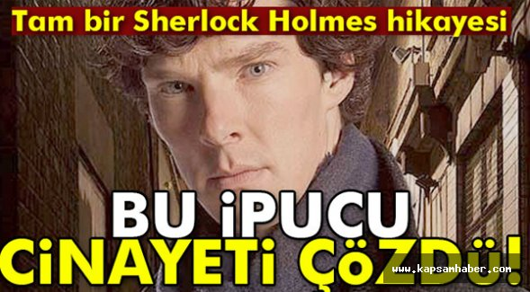 Tam Bir sherlock Holmes Hikayesi