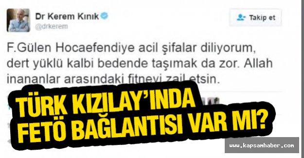 Türk Kızılayı'nda Fetö Bağlantısı Varmı?