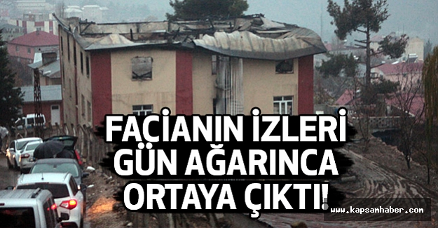 Adana'da Gün Yüzünde Facianın İzleri...