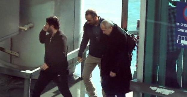 Akın Atalay tutuklandı