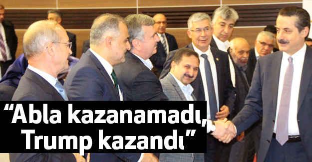 Bakan Çelik: Biz rejim değiştirmiyoruz...