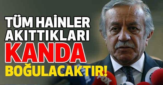 Celal Adan; Asıl Mağdur Olan Türk Milletidir