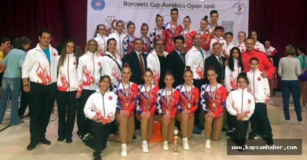 Cimnastik Heyecanı