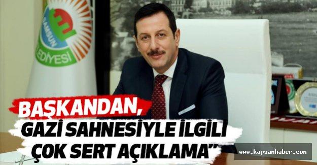 """Erdoğan Tok: """"Gazi Sahnesi"""" İle İlgili Kara Propaganda Yapıyorlar"""