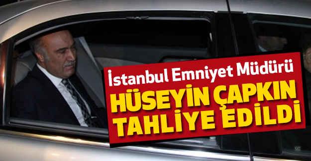 Eski İstanbul Emniyet Müdürü Tahliye Edildi