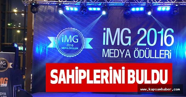 İMG Medya Ödülleri Sahiplerini Buldu