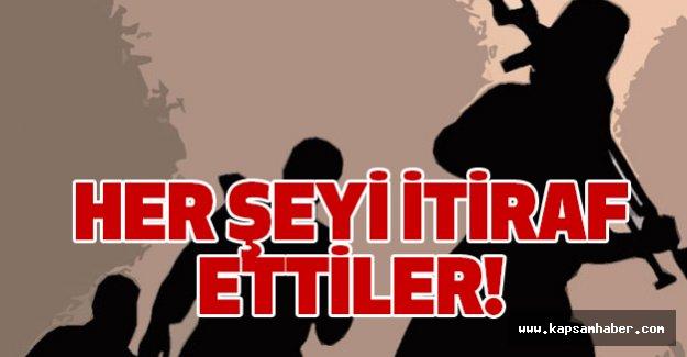 İtirafçı PKK'lı Her Şeyi Anlattı