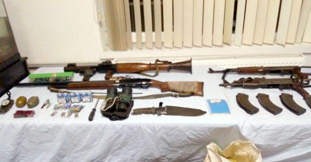 İzmir'de PKK'ya Büyük Operasyon