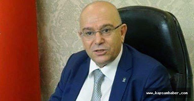 Kayseri Ak Parti İl Başkanı Özden, CHP'nin Kundaklanmasıyla İlgili Konuştu