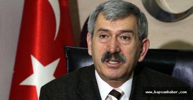 MHP'li Çetin; Kürdistan ve Büyük İsrail'in Yolu Kıbrıs'tan Geçiyor