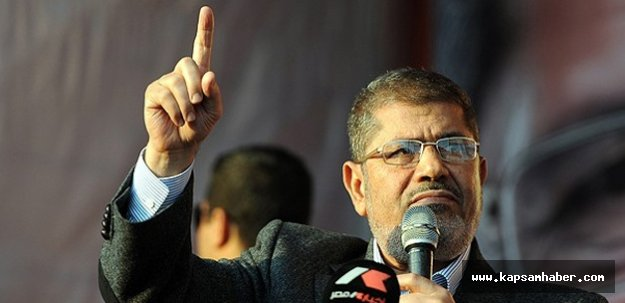 Mursi'nin İdam Kararı Bozuldu