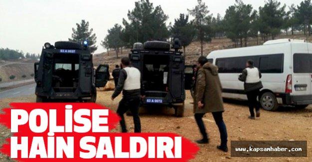 Polise Hain Saldırı