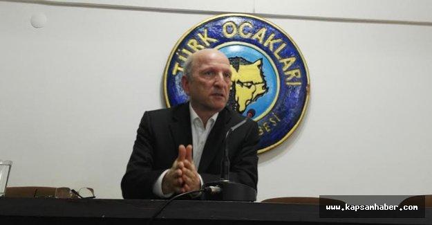 """Samsun Türk Ocağından """"Millî Devlet Olgusu İçinde Göç"""" Konferansı"""