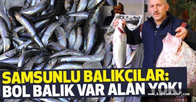 Samsunlu Balıkçılar Dertli