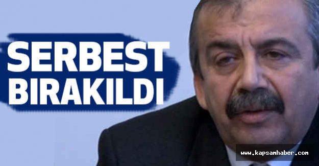 Sırrı Süreyya Önder serbest