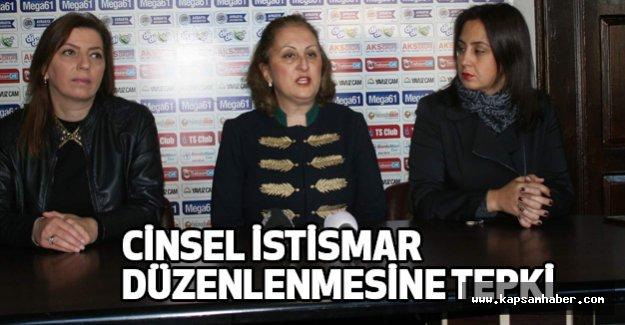 "Trabzon, KİKAP'tan ""Cinsel İstismar"" Tepkisi!"