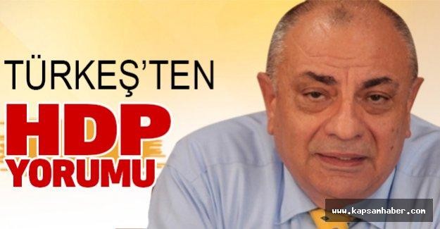 Türkeş'ten HDP Yorumu...