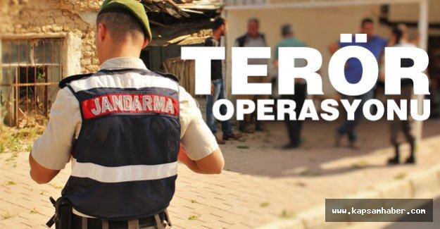 Aydın'da PKK operasyonu