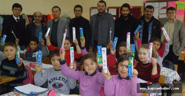 Bafra Ülkü Ocakları: Her Çocuk Bir Değerdir