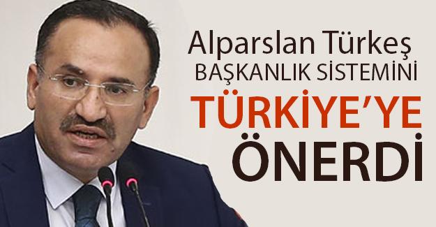 Bekir Bozdağ: Alparslan Türkeş'te Başkanlığı Önerdi