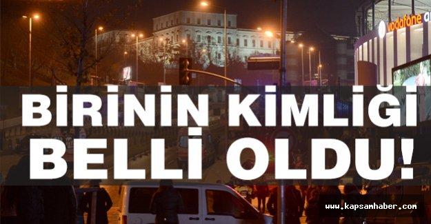 Beşiktaş Katliamcısı Canlı bombanın Kimliği Belli Oldu