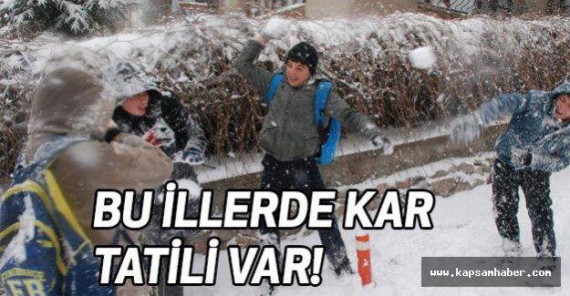 Bize de Kar Tatili Var mı?
