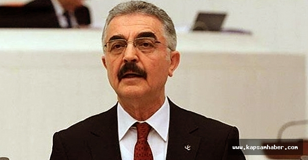 Bütçe Görüşmelerinde  MHP Adına İsmet Büyükataman Konuştu