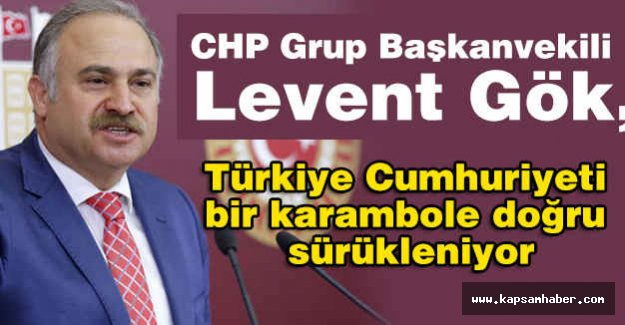 CHP'li Gök, Anayasa Değişiklik Teklifini Değerlendirdi