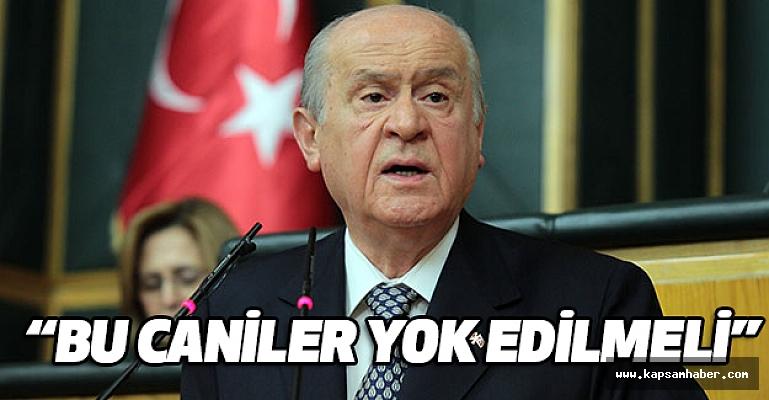 """Devlet Bahçeli, """"2 Türk askerini yakıldığı iddialarına"""" Ne Dedi?"""