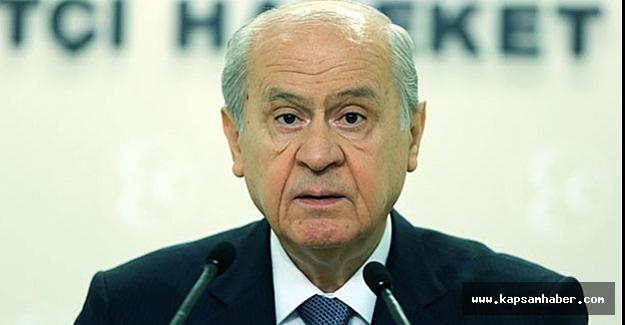 Devlet Bahçeli; Türk Milleti Felaket Üstüne Felaket Yaşamaktadır