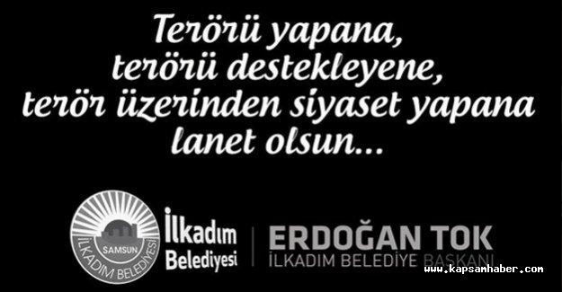 Erdoğan Tok; Küresel Güçlerin Saldırılarını Kınadı