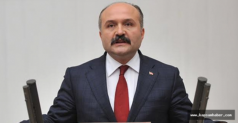 Erhan Usta, TBMM'de Terör Olaylarını Değerlendirdi