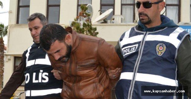 Firari, 4 yıl sonra Datça polisine yakalandı