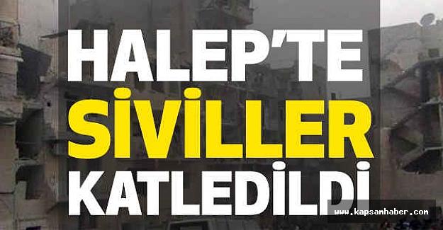 Halep'te Siviller Katlediliyor. Halep Kan Ağlıyor!