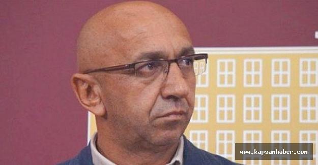 HDP Tunceli Milletvekili Alican Önlü gözaltına alındı