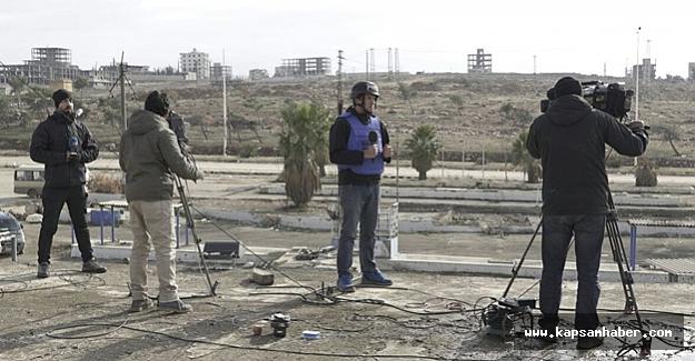 İHA ekibi tahliyelerin yapıldığı Halep'te