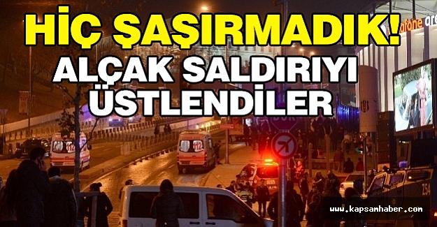 """İstanbul'daki hain saldırıyı """"TAK"""" üstlendi"""