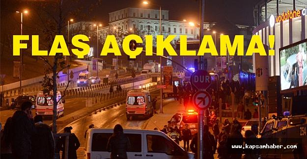 İstanbul'daki saldırıyla ilgili Flaş açıklama!