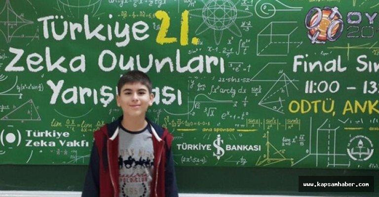 İşte Türkiye'nin Zeka Küpü