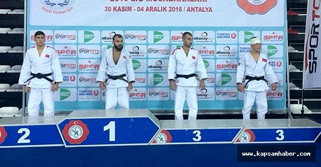 Judo'da Türkiye Derecesi