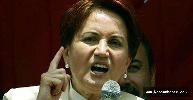 Meral Akşener: Yeniçağ'a Yapılan Saldırıyı Lanetliyorum!
