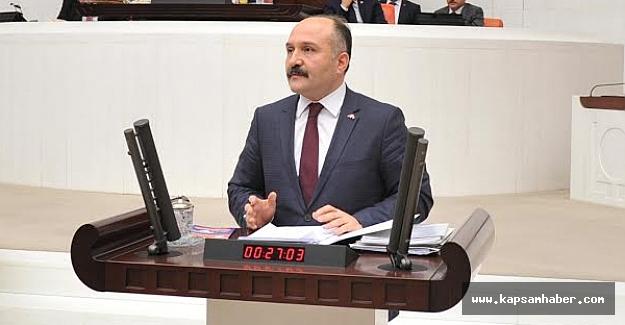 MHP Milletvekili Erhan Usta; Türkiye Yatırım Yapmıyor