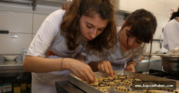Öğrencilerin Mutfak Hünerleri