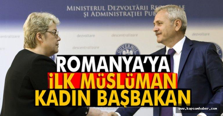Romanya'ya ilk kadın ve ilk Müslüman başbakan önerisi