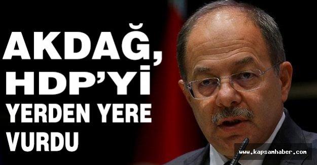 Sağlık Bakanı Recep Akdağ TBMM'de Sert Konuştu