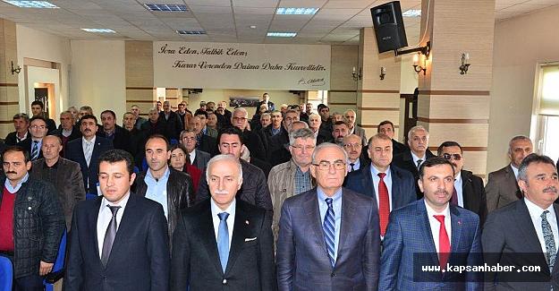 Samsun Valisi İbrahim Şahin'den Muhtarlar Buluşması