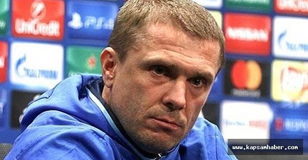 """Sergiy Rebrov: """"Ben adaletsizlik olduğunu görmedim"""""""