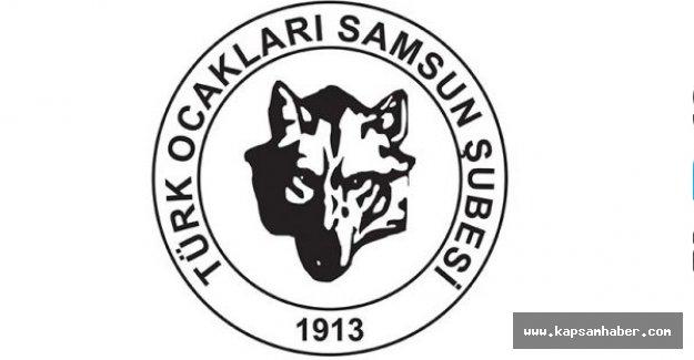 Türk Ocağı'nda Şehitlerimiz İçin Kur'an Okutuldu