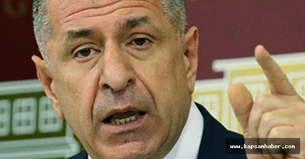 Ümit Ozdağ; Ahlaksız Saldırıyı Kınıyorum!