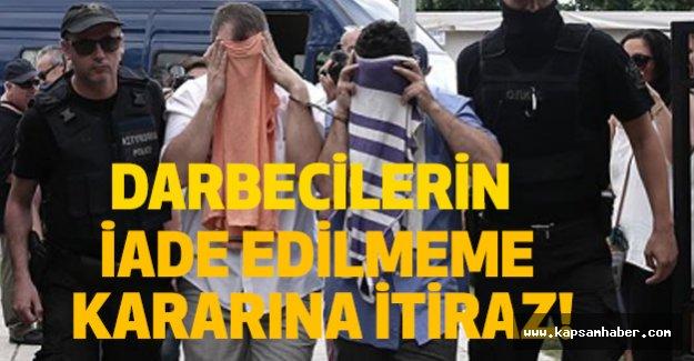 Yunan Savcıdan Darbecilerin İade Edilmemesi Kararına İtiraz!